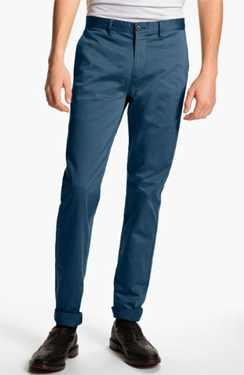 Zaine Clifton Slim Straight Leg Pants by Theory in Prisoners