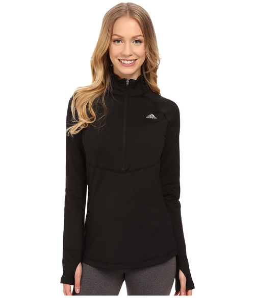 Techfit Cold Weather Top by Adidas in Keeping Up With The Kardashians - Season 12 Episode 7