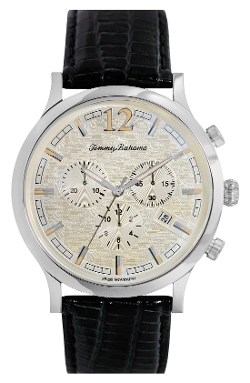 Steel Drum Chronograph Leather Watch by Tommy Bahama in The Best of Me