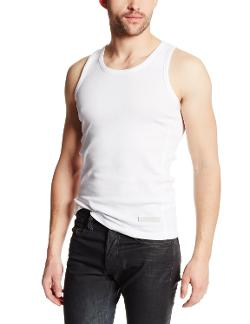 Men's Premium Slim Fit Tank Top by G-Star Raw in Brick Mansions