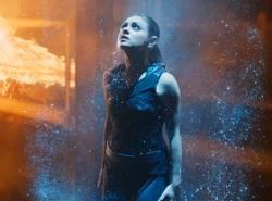 Custom Made Tank Top (Jupiter Jones) by Kym Barrett (Costume Designer) in Jupiter Ascending