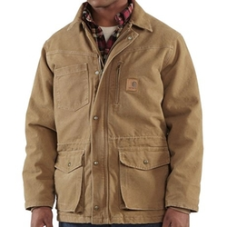 Rancher Sandstone Coat by Carhartt in The Flash