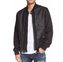 Uptown Bomber Jacket by Members Only in Jason Bourne