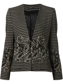 Printed Blazer by Etro in The Good Wife