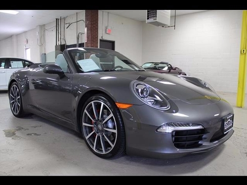 2012 911 Carrera S Cabriolet Car by Porsche in Notorious - Season 1 Preview
