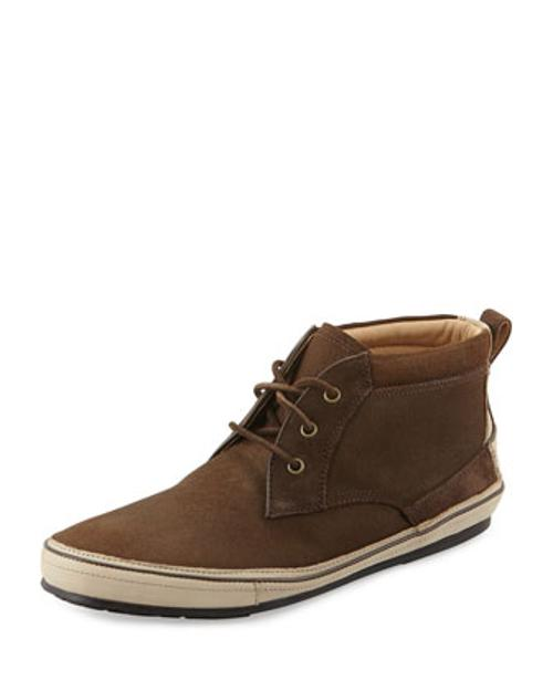Redding Printed Suede Chukka Boot by John Varvatos in The Maze Runner