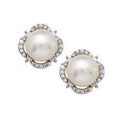 Cultured Freshwater Pearl Earrings by Macy's in The Boss