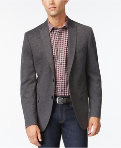 Double Faced Unconstructed Sport Coat by Calvin Klein in Jane Got A Gun