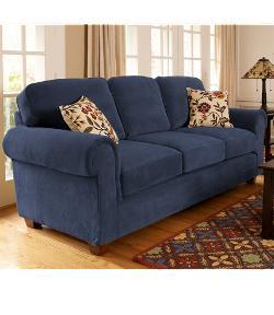 Ultralight Comfort Sofa by L.L. Bean in X-Men: Days of Future Past