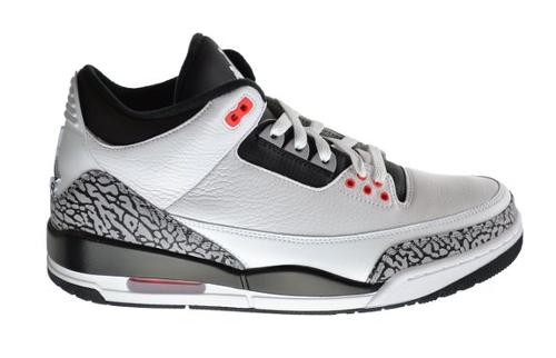 "Air Jordan 3 Retro ""Infrared 23"" Men's Basketball Shoes by Nike in Entourage"