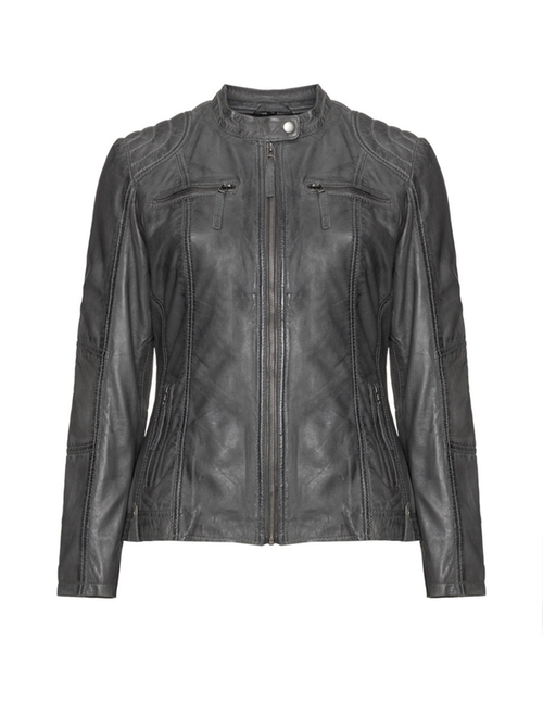 Leather Jacket by HM Leathercraft in Rosewood - Season 1 Episode 6