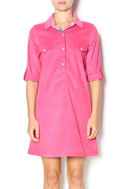Corduroy Shirt Dress by Casey Gray in The Rocky Horror Picture Show