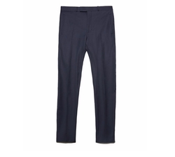 Dress Trousers by Sene in Black Panther