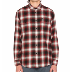Dobbs Button Down Shirt by Obey in The Flash
