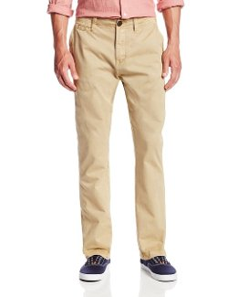 Men's Garment Dye Chino Pants by Seven7 in McFarland, USA