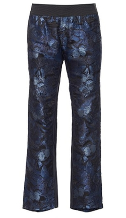 Camubutterfly Trousers by Valentino in Zoolander 2