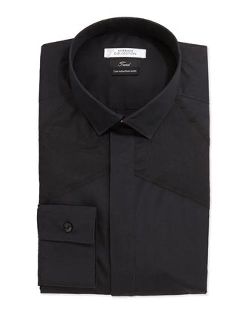 Trend Fit Dress Shirt by Versace in Get On Up