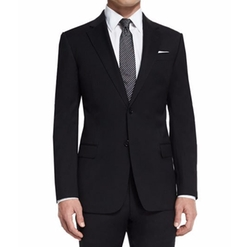 G-Line New Basic Two-Piece Wool Suit by Armani Collezioni in House of Cards