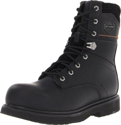 John Steel Toe Motorcycle Safety Boots by Harley Davidson in The Place Beyond The Pines