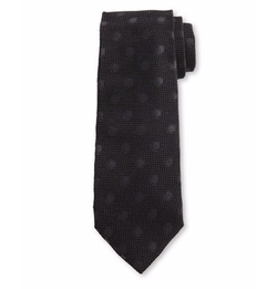 Large Dot-Print Silk Tie by Tom Ford in The Blacklist