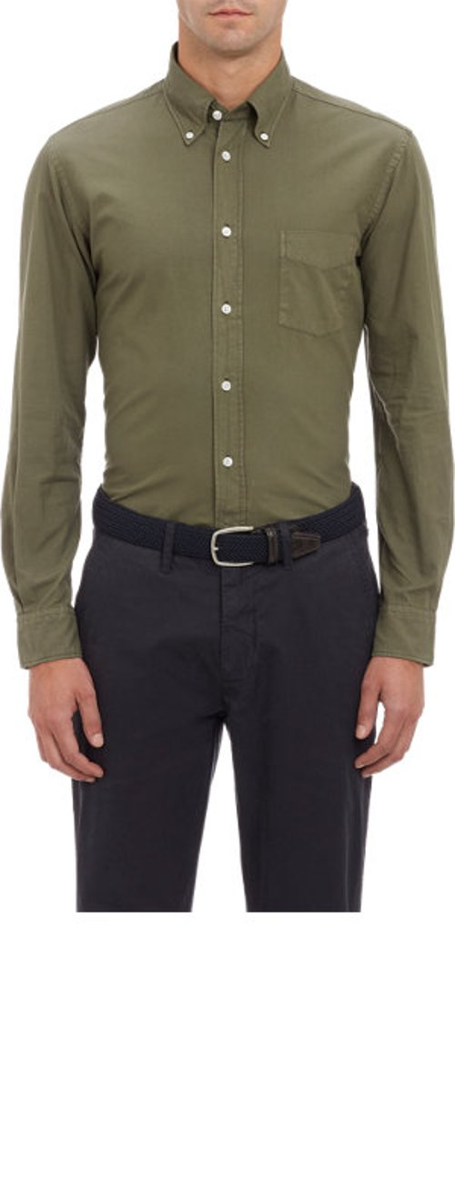 Twill Shirt by Hartford in If I Stay