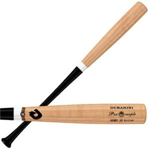 D110 Pro Maple Composite Baseball Bats by DeMarini in Million Dollar Arm