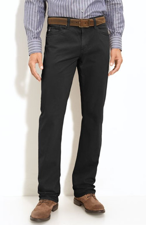 Protégé Sud Straight Leg Pants by AG in Furious 7
