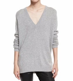 Knit V-Neck Sweater by Vince in How To Get Away With Murder