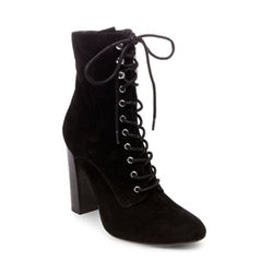 Elyssa Suede Boots by Steve Madden in Shadowhunters