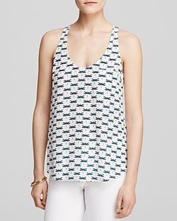 Drew B Dragonfly Tank Top by Joie in Modern Family