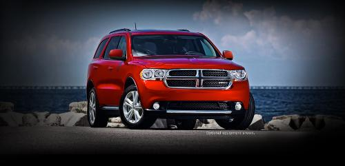Durango by Dodge in Ride Along