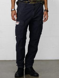 Zip-Pocket Cargo Pant by Denim & Supply in Brick Mansions