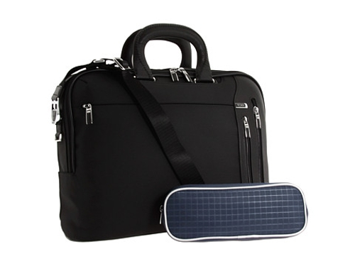 Arrivé Narita Slim Brief Case by Tumi in The Transporter: Refueled