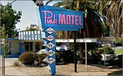 Los Angeles, California by Pink Motel in Drive