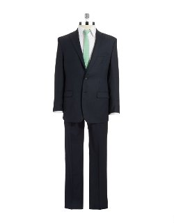 Ultraflex Two Piece Wool Suit by Lauren Ralph Lauren in The Gunman