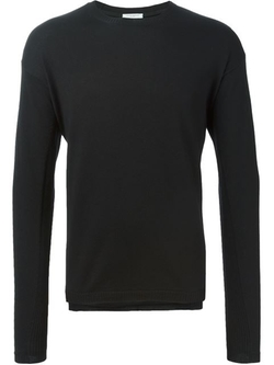 Crew Neck Sweater by Paolo Pecora in New Girl