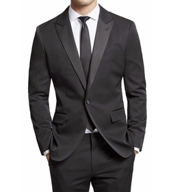 Trim Fit Wool Dinner Jacket by Bonobos in Empire