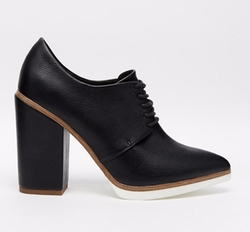 On A Roll Lace Up Heeled Shoes by ASOS in Pretty Little Liars