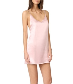 The Silk Bea Slip Dress by Only Hearts in Suits