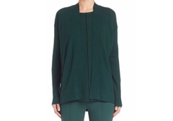 Open-Front Wool Cardigan by Akris Punto in Keeping Up with the Joneses