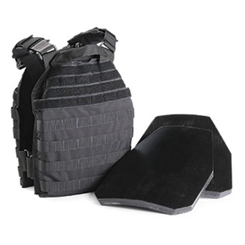 Active Shooter Kit with NIJ 06 Level IV Plates by Point Blank in The Expendables 3