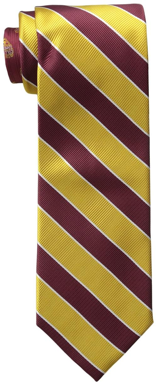 College Gameday Men's Repp Stripe Necktie by ESPN in Anchorman 2: The Legend Continues