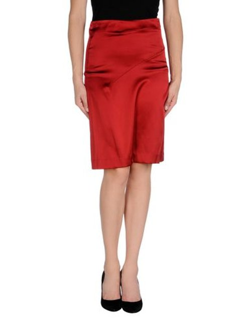 Knee Length Skirt by Merci in That Awkward Moment