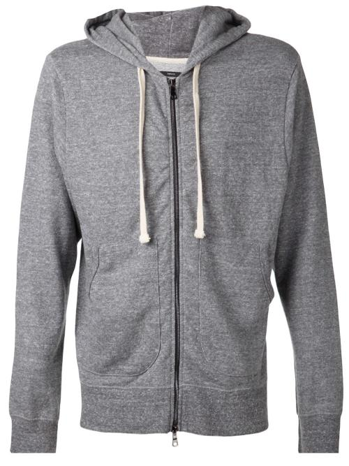 Terry Knit Hoodie by Fadeless in Ouija