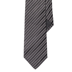 Striped Silk Tie by Ralph Lauren in Suits