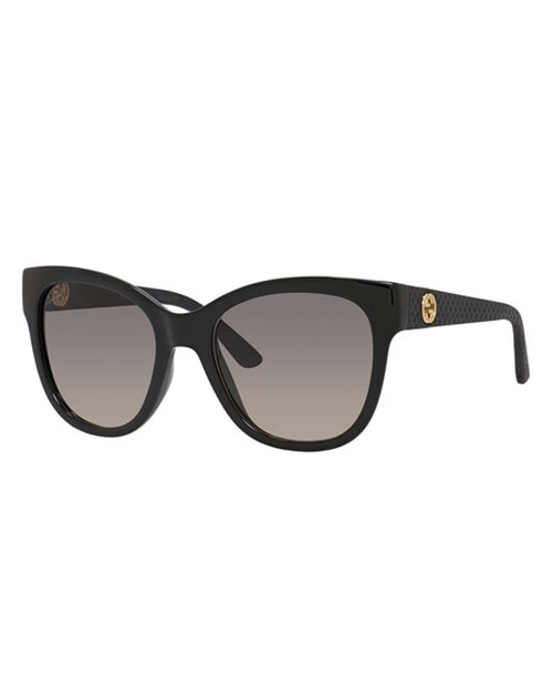 Lattice Cat-Eye Sunglasses by Gucci in Pretty Little Liars - Season 7 Episode 4