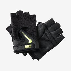 Pro Elevate Training Gloves by Nike in Entourage