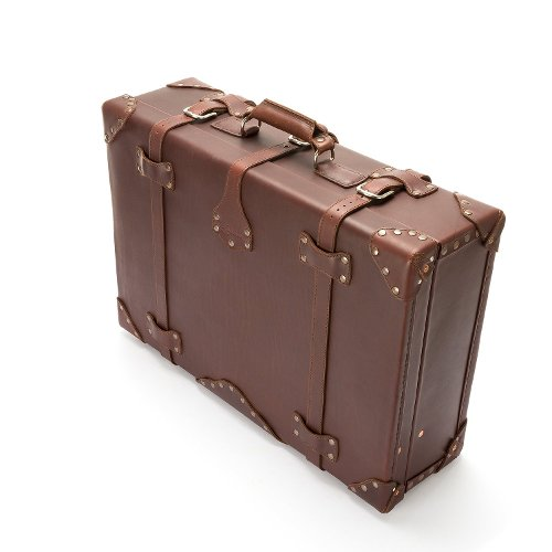Leather Large Suitcase by Saddleback Leather Co. in John Wick