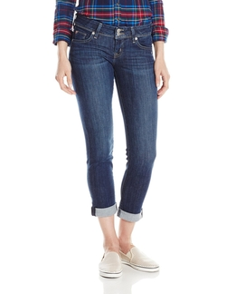 Ginny Crop Jeans by Hudson in Ballers