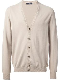 V-Neck Cardigan by Fay in Lee Daniels' The Butler